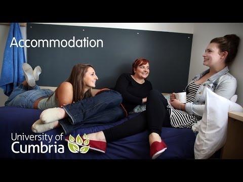 University of Cumbria - Accommodation