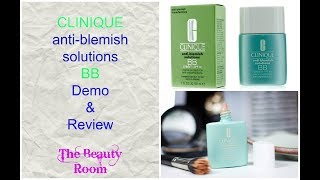 CLINIQUE Anti-Blemish Solutions BB Cream | Demo & Review