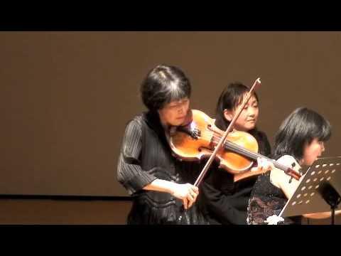 Viola Master Class New Year Concert 2011 : No.10 / F.Kreisler : Liebesleid