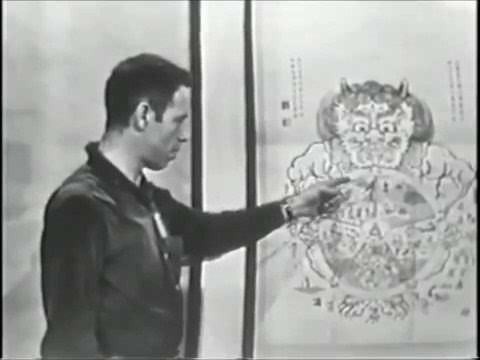 Alan Watts - Death (1959) full length