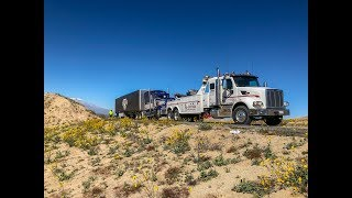 Download Towing 124,000 Pounds Uphill Mp3 and Videos
