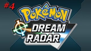 Pokemon Dream Radar with Luc (Part 4) Dreamer Thunderus has been Spotted!