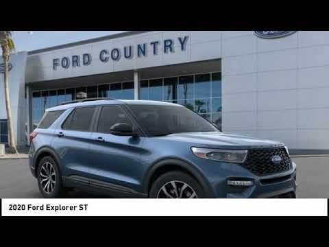 2020 Ford Explorer Henderson NV 64826