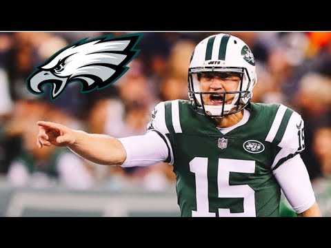 Eagles Sign Josh McCown!! The Best Qb on the Market! Talented With Talent Around Him!