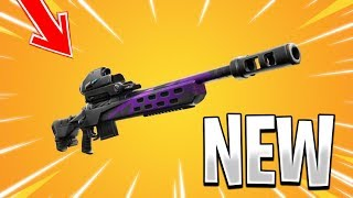 [🔴 LIVE FORTNITE] THIS SNIPER CHEATED ARRIVE IN THE MAJ TODAY! NEW ARME UPDATE 9.41