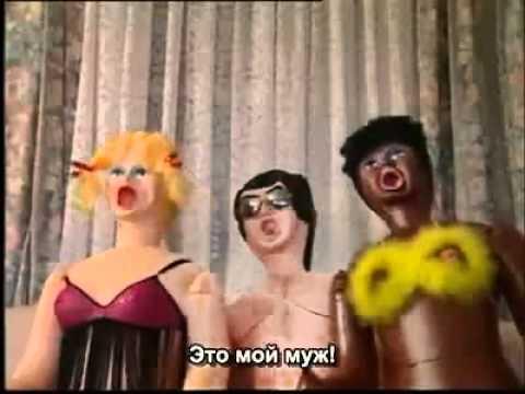 Супер порно в страшных костюмах — 10