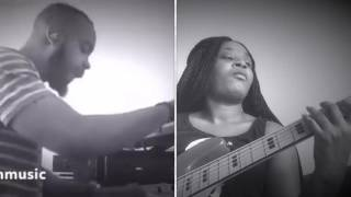 I love Jesus (cover)-Ishika Charles and Brian Williams