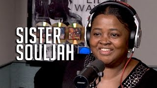 Sister Souljah Talks How Hip Hop Saved the Hood, New Book + How Black Lives Matter Can Improve!
