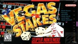 Vegas Stakes (SNES)