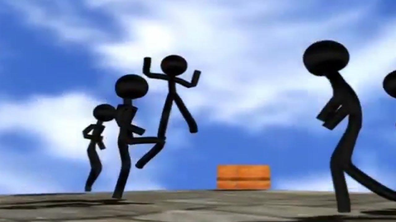 Stickman Fighting Games