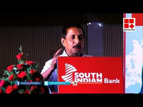 Actor Sreenivasan about Organic Farming │Reporter Live