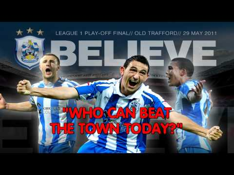 Huddersfield Town Smile A While Lyrics