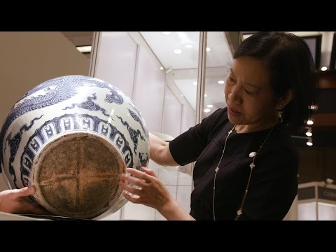 The Priceless Ming Jar Used As An Umbrella Stand | Christie's