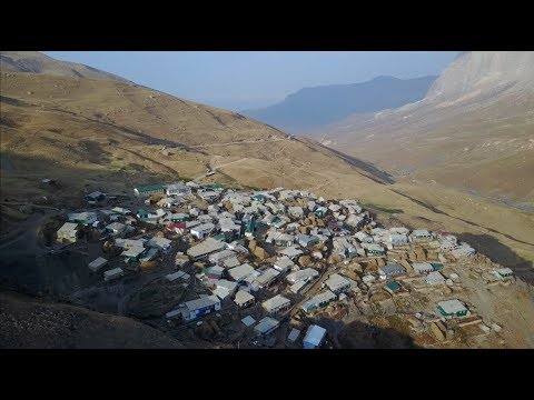 Высочайшее село Кавказа