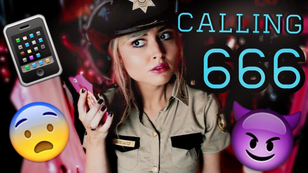 CALLING 666! - YouTube