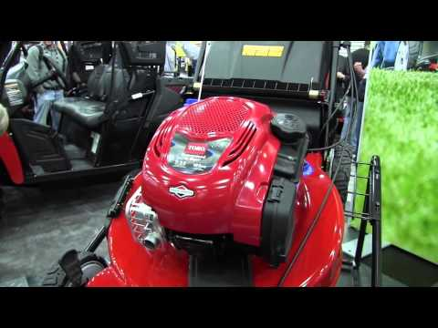 Toro Recycler Awd Personal Pace Mower Review Doovi