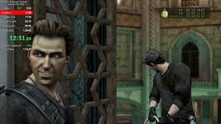 Uncharted 2 Any% PS4 Speedrun 1:19:30