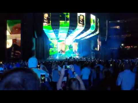 Ed Sheeran - Castle on the hill /Live at Gillette Stadium/ 4K