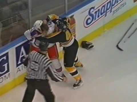 P.J. Stock vs Matt Barnaby Jan 23, 2002