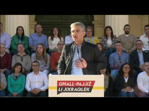 MUSCATGATE: Il-Kap tal-PN jagħmel appell lill-President ta' Malta