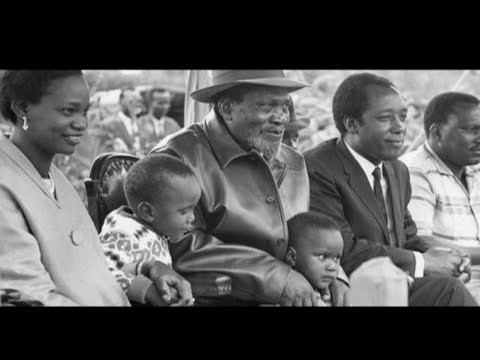 Remembering the late Mzee Jomo Kenyatta 38 years on