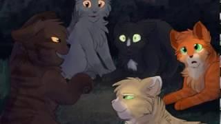 коты воители Горелый