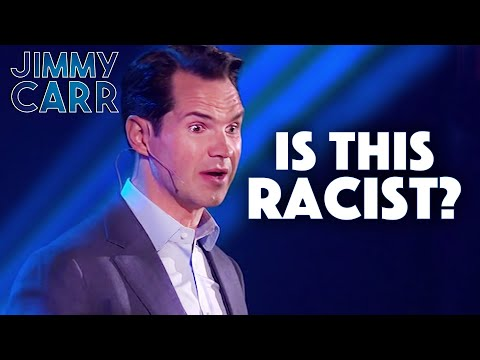 The Racist Comedian | Jimmy Carr: Laughing And Joking