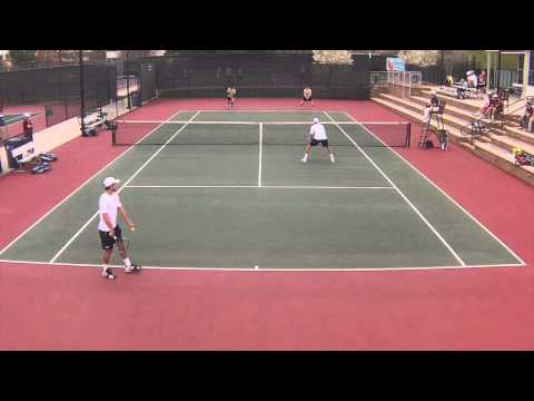 College Tennis - Men's No 1 Doubles
