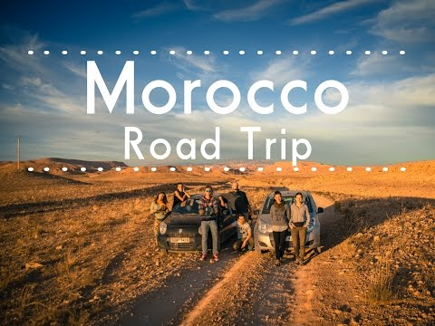 #5 Best Morocco المغرب Road Trip - Summer in Winter - Maroko w listopadzie i grudniu