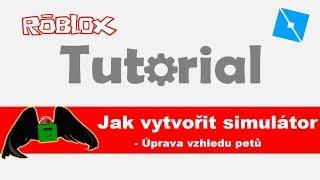 🔨[Tutorial] Jak vytvořit sim. - Úprava vzhledu petů / 8# / Roblox studio / CZ / jurasek05