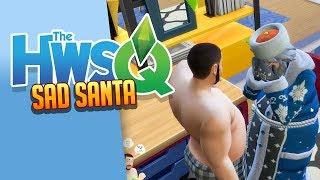 SIMS 4: HWSQ 💛 040: Santa Claus HASST die Menschen