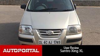 Hyundai Santro Xing XL User Review- 'great mileage' - Autoportal