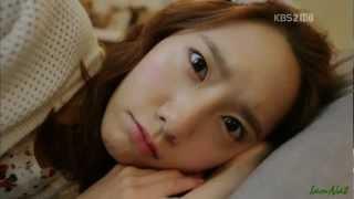 사랑비 Love rain HD - Jang geun suk sleeps at Yoona bed