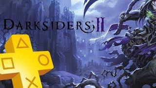 Darksiders 2 PS PLUS December Free Game Until January 2018