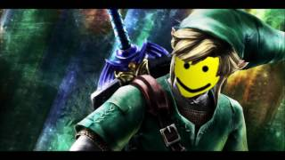 Zelda Medley but every sound is the roblox death sound