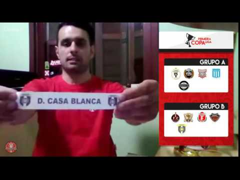 Sorteio - Copa Primeira Liga 2016