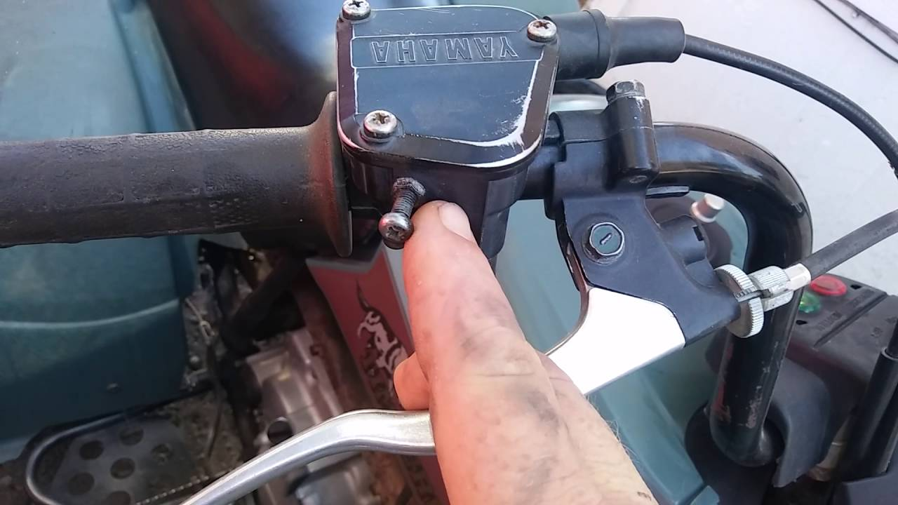 Yamaha 250 Timberwolf Throttle Instructions Youtube 1996 Yfb250 Wiring Diagram