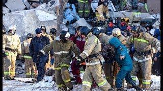 История спасения ребенка из-под завалов в Магнитогорске