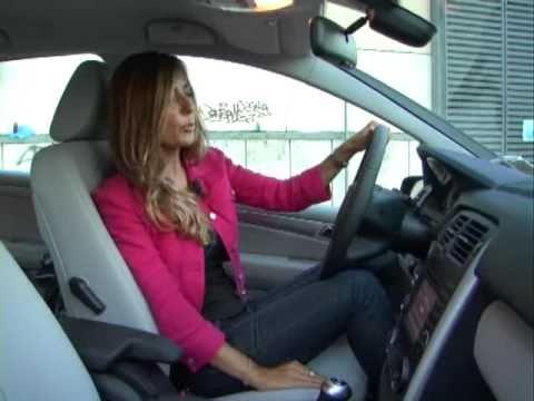 Gente Motori test lettore Mercedes Classe B