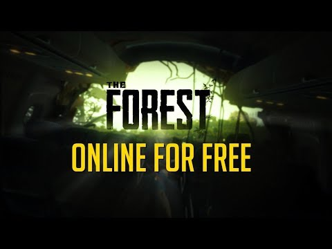 How To Play The Forest V1.10 Online For FREE *!2019!*