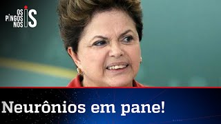 Alguém entendeu o que Dilma falou?