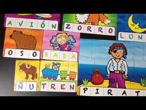 como-hacer-puzzles-de-palabras-para-niños,mis-primeras-palabras,spanish-words-for-kids