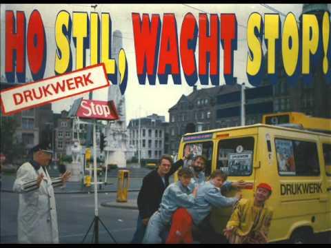"Drukwerk Achmed LP Track Remasterd By B v d M 2013   12"" 33 RPM"