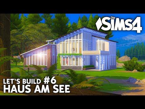 Bad Esszimmer Einrichten Sims 4 Haus Am See Bauen Let S Build