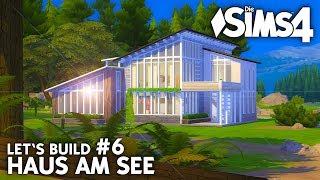 Bad & Esszimmer einrichten | Die Sims 4 Haus am See bauen | Let's Build #6 (deutsch)