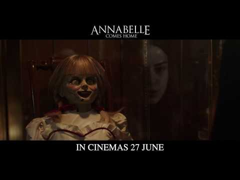 Annabelle Comes Home  Official Trailer 1