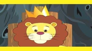Amra Sobai Raja - Rabindra Sangeet – Bengali Animation – Kids Song