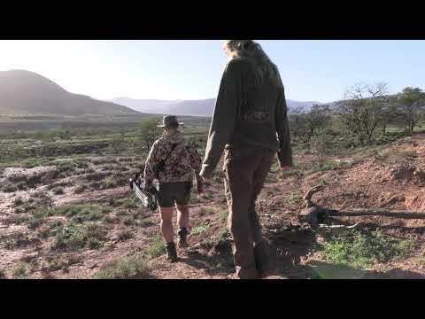 Free Range Fellow Deer Hunting In The Eastern Cape Part 2.