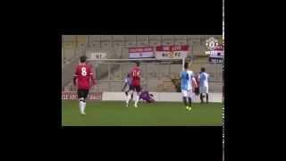 ไฮไลท์ U21 Blackburn 0-5 Man Utd