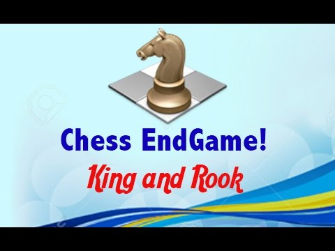 Chess Endgame   King and Rook   Chess Website
